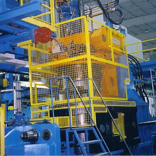 equipment installations buhrt engineering production efficiency upgrades  equipment