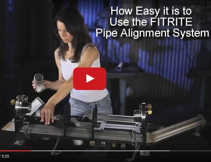 FIT RITE Pipe Fitting System